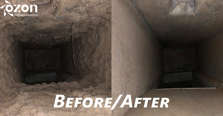 OZON Air Duct Cleaning NJ