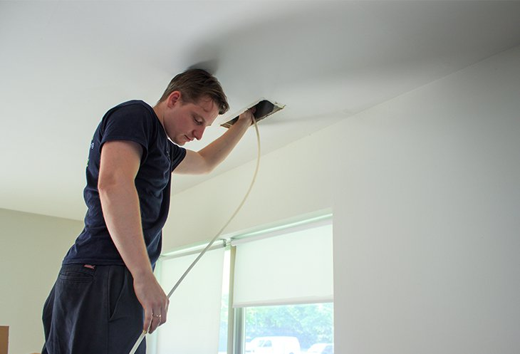 title Air Duct Cleaning, Dryer Vent Cleaning & Sanitization and Chimney Sweep
