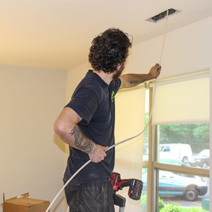 air conditioner ducts cleaning - OZON Air Duct Cleaning