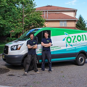 air ducts cleaned cost - OZON Air Duct Cleaning