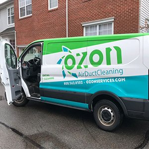 air vent cleaners near me - OZON Air Duct Cleaning
