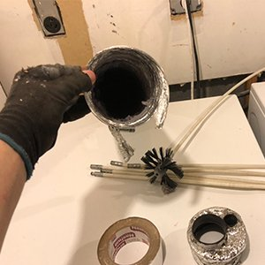 dryer vent cleaner service - OZON Air Duct Cleaning