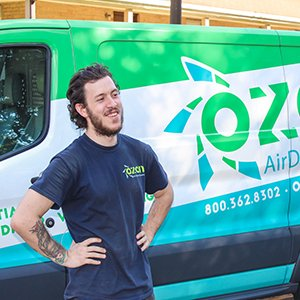 dryer vent cleaning services near me - OZON Air Duct Cleaning