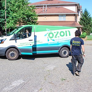 furnace cleaning service - OZON Air Duct Cleaning