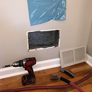 Commercial air duct cleaning NJ