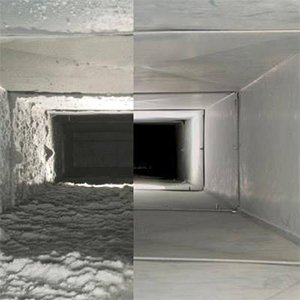 Duct cleaning price list