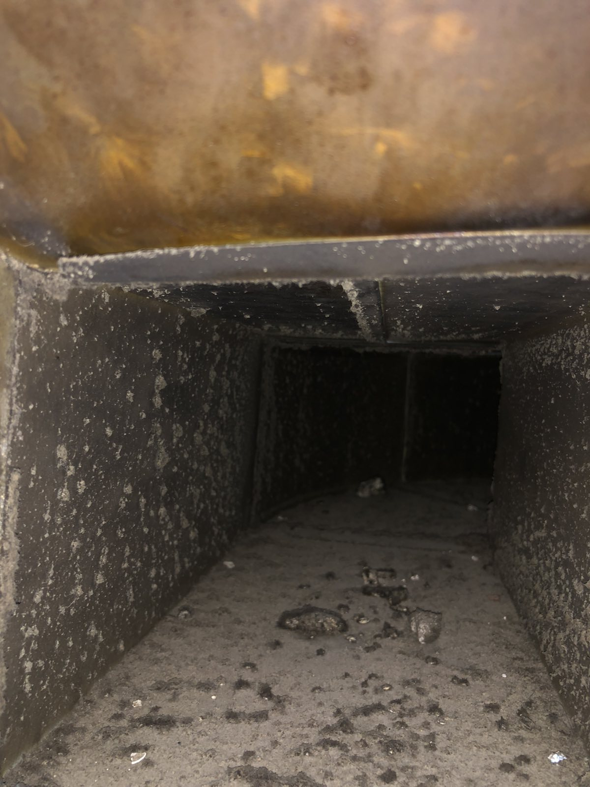 dryer vent cleaning average cost
